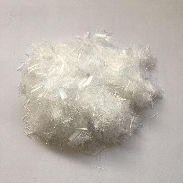 聚丙烯网状纤维的物化性能