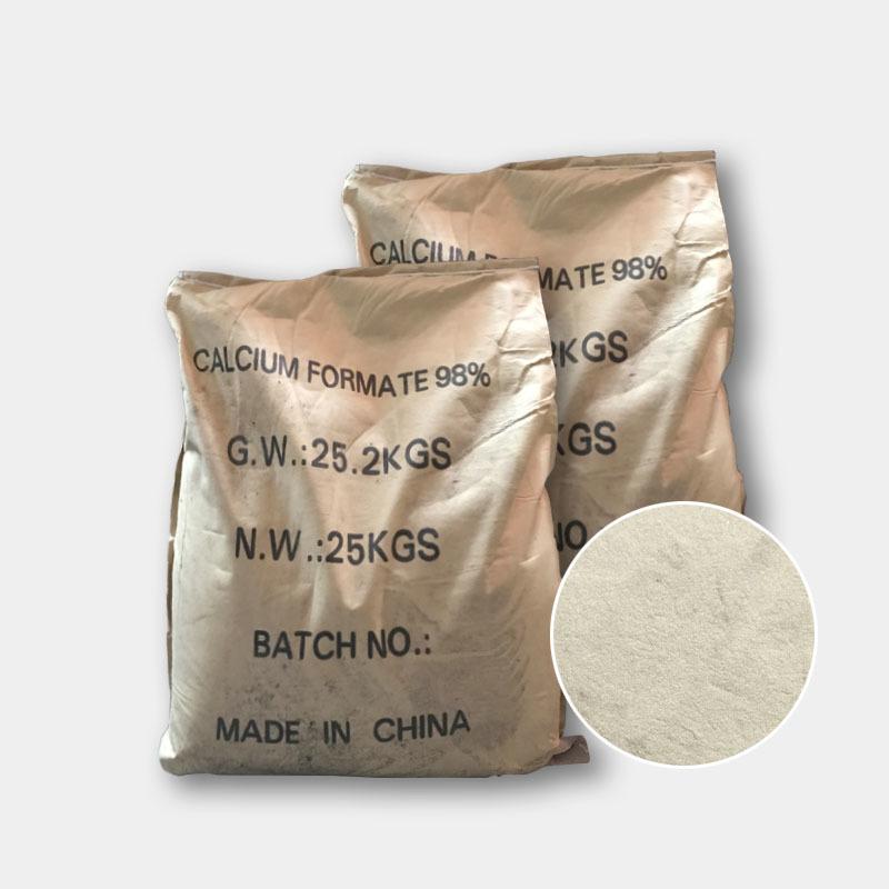 【免費拿樣】甲酸鈣 瓷磚膠專用早強劑 特優品種 工業級甲酸鈣